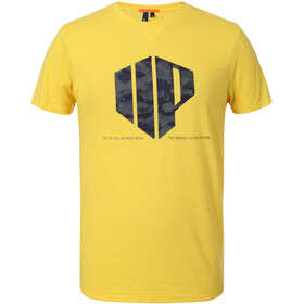 Icepeak Cray - T-shirt manches courtes Homme - jaune